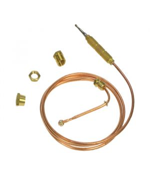 900mm Gas Fire Universal Thermocouple