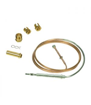 Okli 900mm Nickel Plated Universal Thermocouple