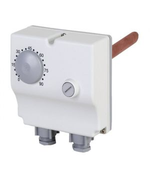 0 - 90°C Encased Double Immersion Thermostat