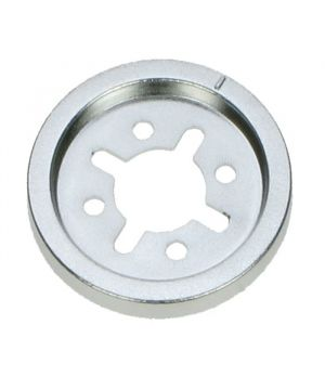 Thermostat Bezel Chrome