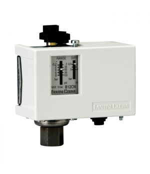 Fantini Cosmi B12CN Adjustable Differential Pressure Switch