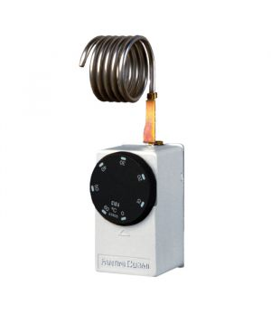 0-60°C Encased Spiril Capillary Thermostat
