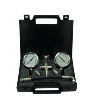 Oil Pump Commissioning Kit - 0 - 300psi