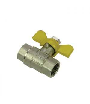 "Enolgas ¼"" F T Handle Ball Valve"