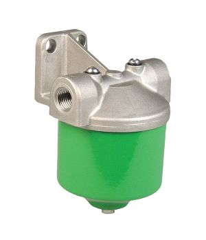 "Crosland Style ¼"" Biofuel Filter Small Bowl - 18489"