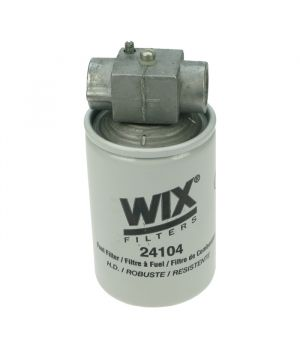 "Wix ¼"" BSPP Heating Oil Particle Filter"