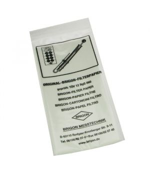Brigon Smoke Filter Papers (Pack of 40)
