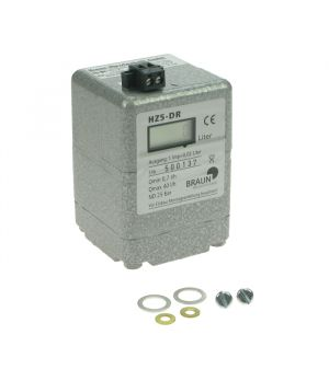 Digital HZ5DR Pulse Oil Meter