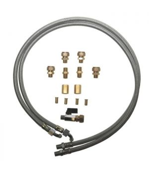 Tigerloop® Oil De-Aerator Fitting Kit