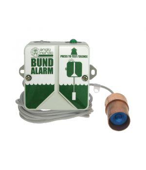 Compact Plastic Tank Alarm - ATEX Certified