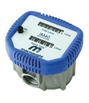 Macnaught IM40 Mechanical Oil Flow Meter