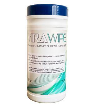 ViraWipes Tub (80 Wipes)