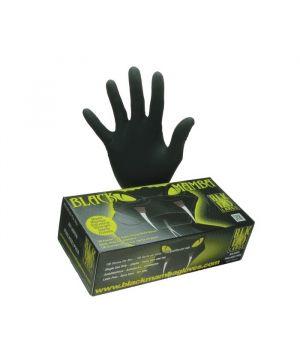 Black Mamba Heavy Duty Gloves - Large