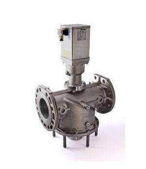 Elektogas VMH Safety Shut-off Valves with Actuator