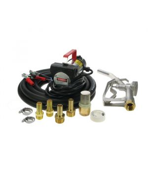 Battery Portable Pump Kit - Diesel