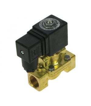 "⅜"" Oil Solenoid Valve - Low Pressure"