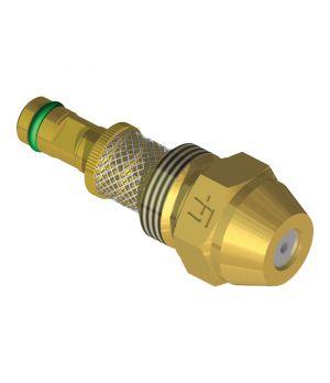 Fluidics KC2 Spill-Back Nozzle - 20 kg/h x 45 KC2