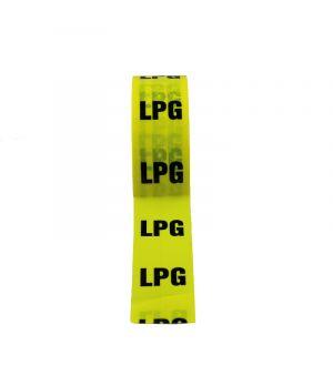 Warning Tape - LPG