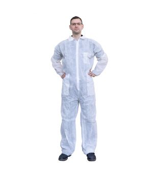 Black Mamba Disposable Coveralls