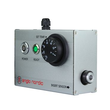 Anglo Nordic fire valve tester for capillary fire valves.