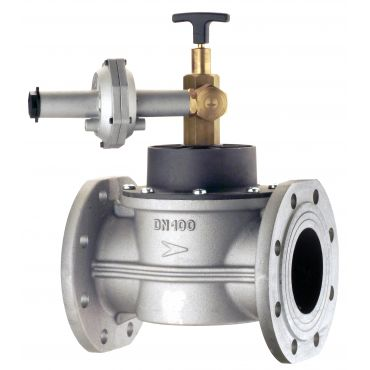Geca Slam-Shut Off Valves