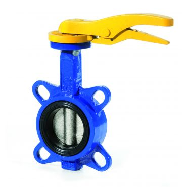Geca Butterfly Valves - Wafer